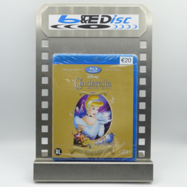 Cinderella: 3-Movie Collection (Blu-ray 2-Disc)