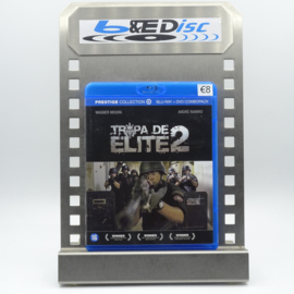 Tropa de Elite 2 (Blu-ray + DVD)