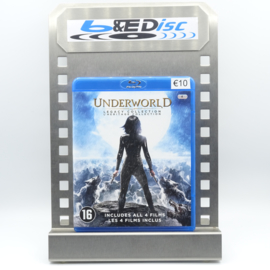 Underworld: Legacy Collection (Blu-ray 4-Disc)