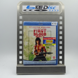 Rambo : First Blood Part II (Blu-ray)