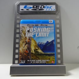 Pushing The Limit (Blu-ray 3D + Blu-ray)