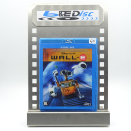 Wall E (2-disc set Blu-ray)