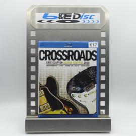 Crossroads 2010 : Eric Clapton (Blu-ray 2-Disc)