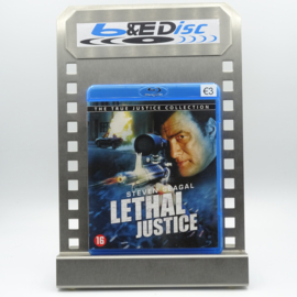 Lethal Justice (Blu-ray)