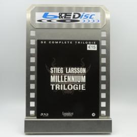 Millennium: Trilogie (Blu-ray 3-Disc)