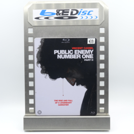 Public Enemy Number One: Part II (Blu-ray, Steelcase)
