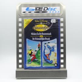 Walt Disney Sprookjes - Mickey en de Bonenstaak & De Vriendelijke Draak (DVD)