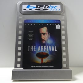 Arrival, The (Blu-ray, Steelcase)