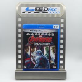 Avengers: Age Of Ultron (Blu-ray 3D + 2D Blu-ray)