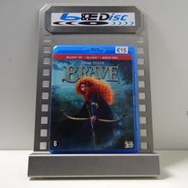 Brave (Blu-ray 3D + Blu-ray + Bonus Disc)