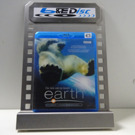Earth: De Reis Van Je Leven (Blu-ray)