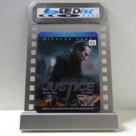 Seeking Justice (Blu-ray, Steelcase)