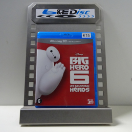 Big Hero 6 (Blu-ray 3D + 2D Blu-ray)