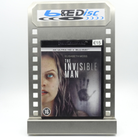 Invisible Man, The (4K Ultra HD + Blu-ray)