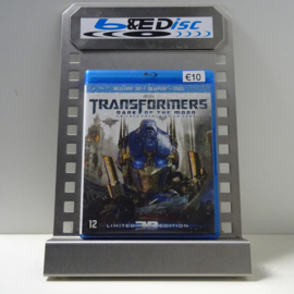 Transformers: Dark Of The Moon (Blu-ray 3D + Blu-ray + DVD)