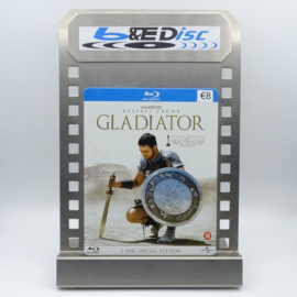 Gladiator (Blu-ray 2 Disc, Steelcase)