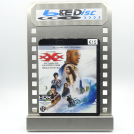 xXx : Return of Xander Cage Reactivated (4K Ultra HD + Blu-ray)