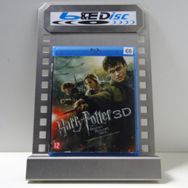 Harry Potter And The Deathly Hallows: Part 2 (Blu-ray 3D + Blu-ray 2D)
