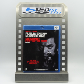 Public Enemy Number One: Part I (Blu-ray)