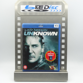 Unknown / Taken (Blu-ray 2-Disc)