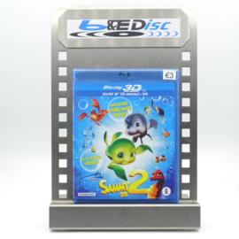 Sammy 2 (Blu-ray 3D + 2D + DVD)
