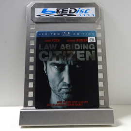 Law Abiding Citizen (Blu-ray, Steelcase)