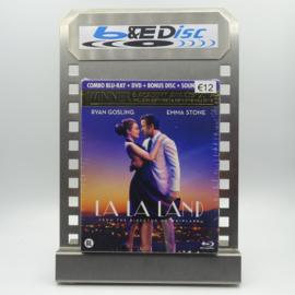 La La Land (Blu-ray + DVD + Bonus Disc + Soundtrack)