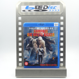 Rampage : Big Meets Bigger (Blu-ray)