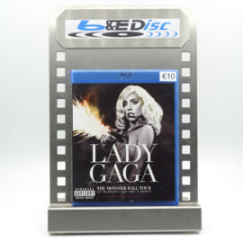 Lady Gaga : The Monster Ball Tour (Blu-ray)