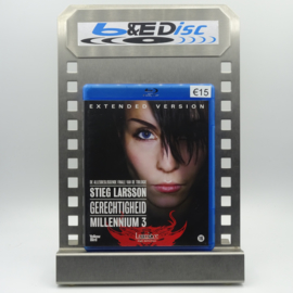 Millennium 3 : Gerechtigheid (Blu-ray)