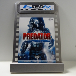 Predator: Trilogy (Blu-ray 3-Disc)