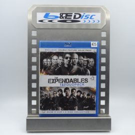Expendables, The: 1 & 2 Duopack (Blu-ray 2-Disc)