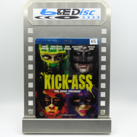 Kick-Ass (Blu-ray, Steelcase)
