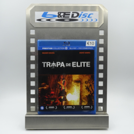 Tropa De Elite (Blu-ray + DVD)