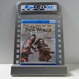New World, The (Blu-ray)