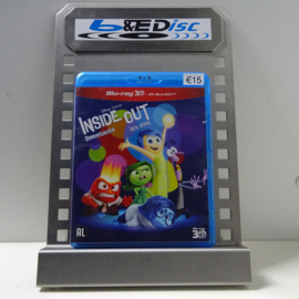 Inside Out (Blu-ray 3D + 2D Blu-ray)