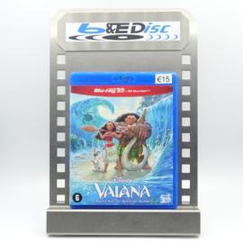 Vaiana (Blu-ray 3D + Blu-ray)