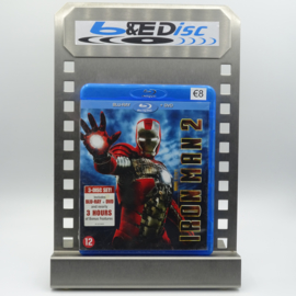 Iron Man 2 (Blu-ray 2-Disc + DVD)