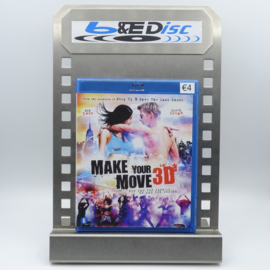 Make Your Move (Blu-ray 3D + 2D Versie)
