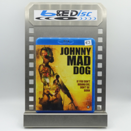 Johnny Mad Dog (Blu-ray)
