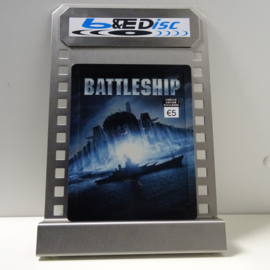Battleship (Blu-ray, Steelcase)