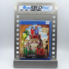 Heksje Lilly en de Reis naar Mandolan (Blu-ray)