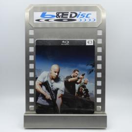 Fast & Furious 5 (Blu-ray 3-Disc, Steelcase)