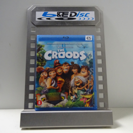 Croods, The (Blu-ray + DVD)