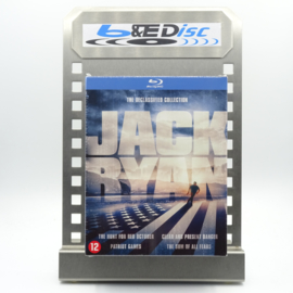Jack Ryan : The Declassified Collection (4-disc Blu-ray)