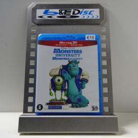 Monsters University (Blu-ray 3D + 2D Blu-ray + Bonus Disc)