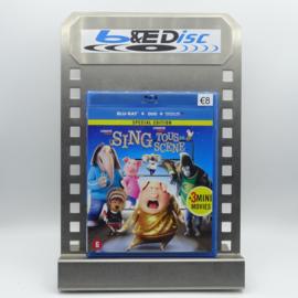 Sing (Blu-ray + DVD + Digital HD)