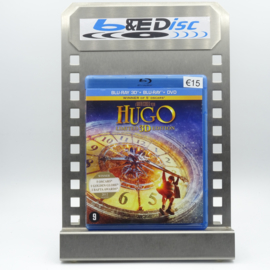 Hugo (3D + 2D Blu-ray + DVD)