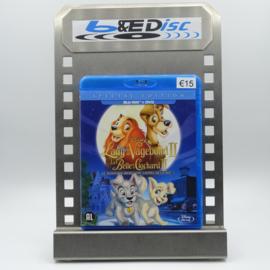 Lady en de Vagebond II (Blu-ray + DVD)