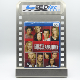 Grey's Anatomy - Seizoen 4 (Blu-ray 5-Disc)